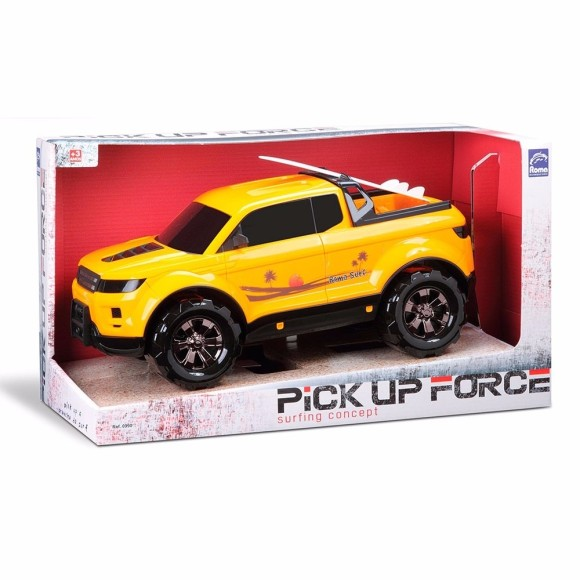 PICK-UP FORCE  SURFING CONCEPT